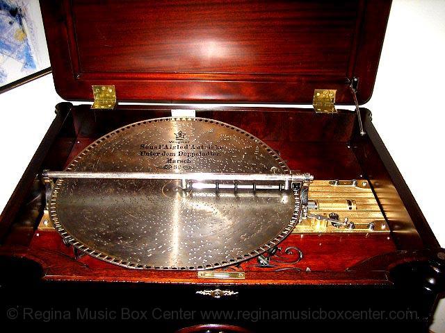 mira disc music box 2