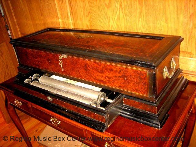 paillard music box history 2